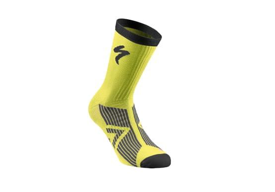 Ponožky Specialized pánské SL ELITE SUMMER SOCK NEON YELLOW/BLACK