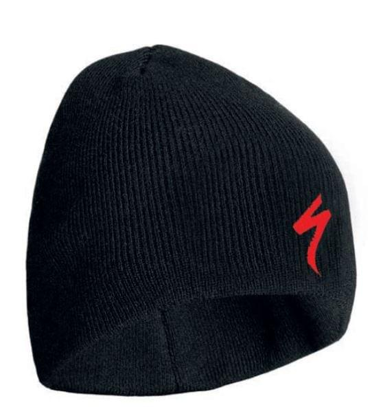 Čepice Specialized Therminal Beanie Blk