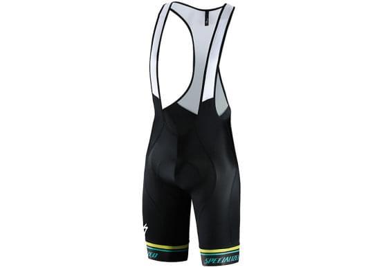 Kalhoty Specialized pánské krátké laclové SL 2019 Blk/Niceblu Aspect