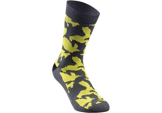 Ponožky Specialized pánské CAMO SUMMER SOCK ANTH/ION