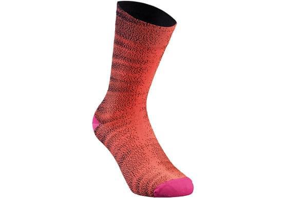 Ponožky Specialized pánské FAZE SUMMER SOCK ACDLAVA/BLK