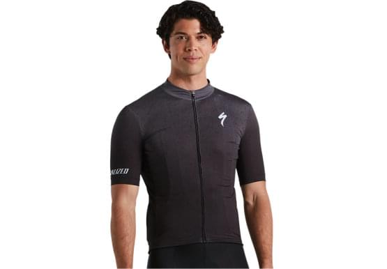 Dres Specialized RBX COMP JERSEY SS BLK/ANTH