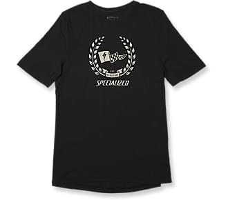 Tričko Specialized DRIRELEASE TEE Champion BLK/BLK
