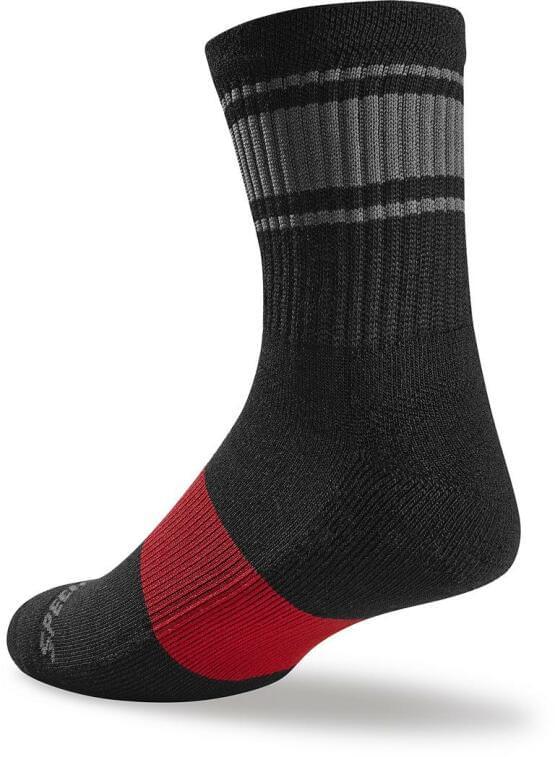 Ponožky Specialized MOUNTAIN TALL 16 BLK
