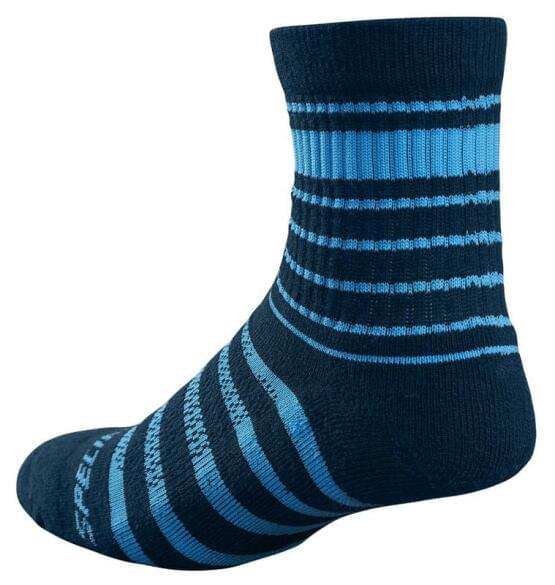 Ponožky Specialized MOUNTAIN TALL 16 NAVY/NEON BLU