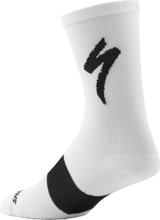 Ponožky Specialized SL TALL WMN 2017 WHT