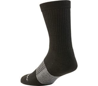 MOUNTAIN TALL SOCK BLK L