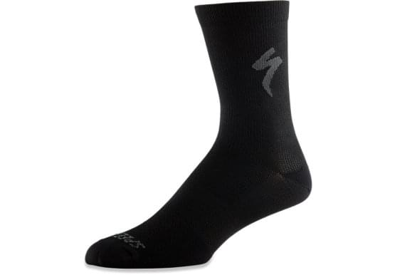 Ponožky Specialized SOFT AIR TALL SOCK BLK