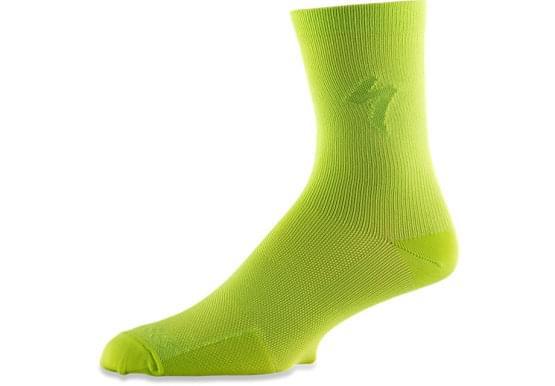 Ponožky Specialized Soft Air Tall Hyper