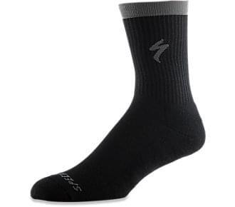 Ponožky Specialized Techno MTB Tall blk