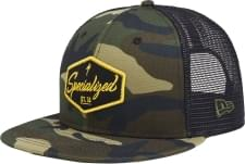Kšiltovka Specialized New Era 9Fifty Snapback Hat Elektro Camo/Blk/Bntyel