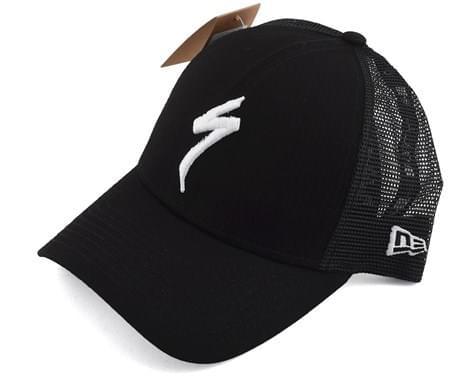 Kšiltovka Specialized Trucker snapback hat S logo 2019 Blk/Wht