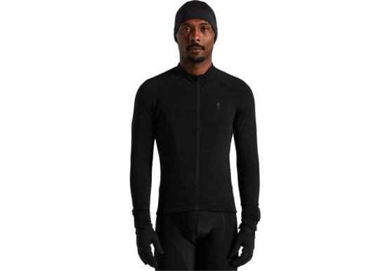 Dres Specialized MEN'S PRIME-SERIES THERMAL JERSEY Black