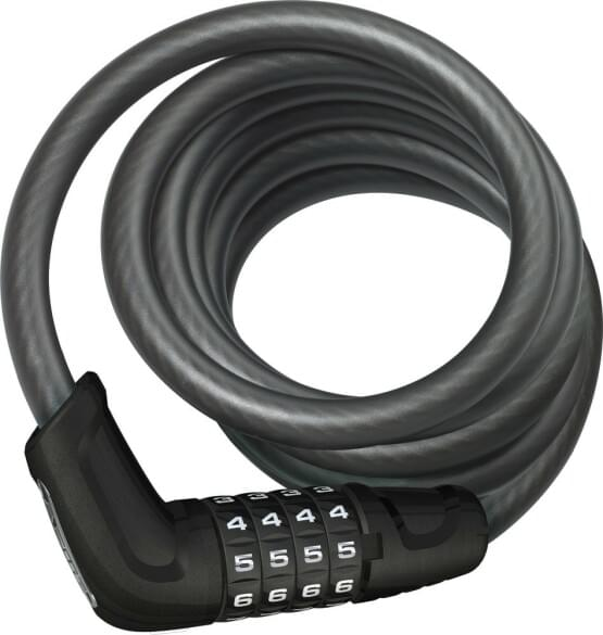 Zámek Abus 6512C/180/12BK SCMU black Tresor kod