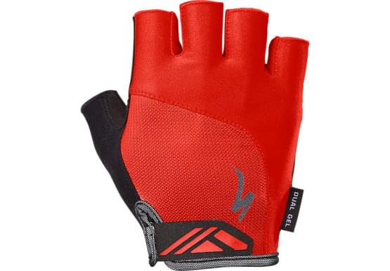 Rukavice Specialized BG Dual Gel SF 2020 Red