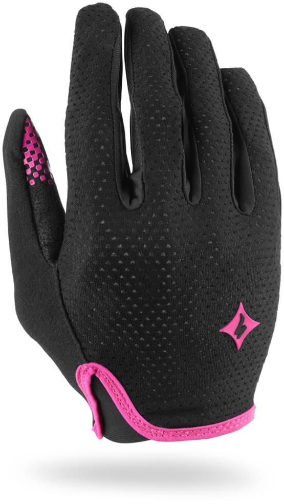 Rukavice Specialized BG GRAIL LONG WMN 2017 BLK/PINK