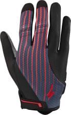 Rukavice Specialized dásmké BG Gel Lond finger acdred/line fade
