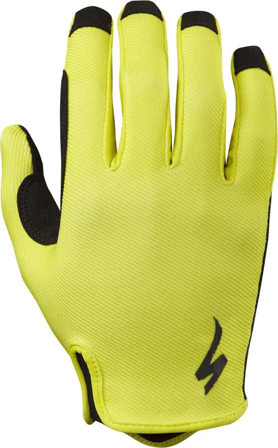 Rukavice Specialized Lodown long finger limon