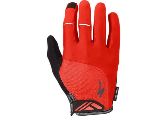 Rukavice Specialized BG Dual Gel LF 2020 Red