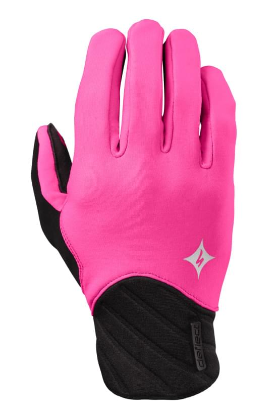 Rukavice Specialized Deflect Wmn Neon Pink
