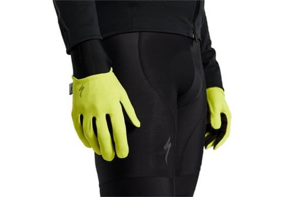 Zimní rukavice Specialized PRIME-SERIES THERMAL GLOVE MEN HYPERVIZ
