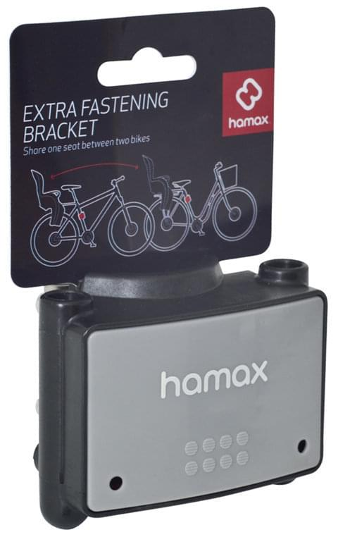 Držák sedaček HAMAX UNI pro všechny modely, neuzamykatelný