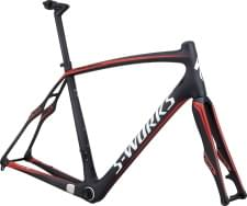 Rám Specialized S-works Roubaix SL4 disc carb/rktred