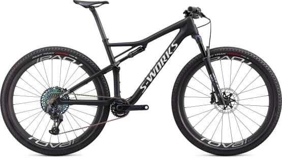 Horské kolo Specialized S-Works Epic Carbon Sram Axs 29 2020 Satin Blk/Met Wht/Silver