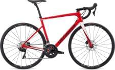 Silniční kolo Specialized Tarmac Disc Sport Gloss Flo Red/Metallic White Silver/Tarmac Black