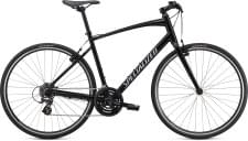 Trekingové kolo Specialized SIRRUS 1.0 2021 GLOSS BLACK / CHARCOAL / SATIN BLACK REFLECTIVE