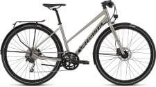 Trekingové kolo Specialized Source Elite Disc ST 2017 SATIN TITANIUM/BLK