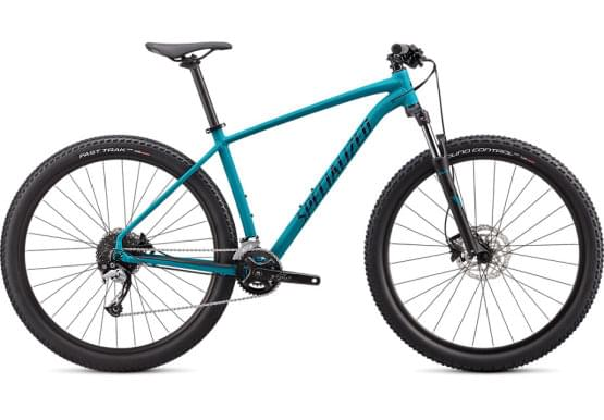 Horské kolo Specialized Rockhopper Comp 29 2X 2020 Aqa/Cstblue