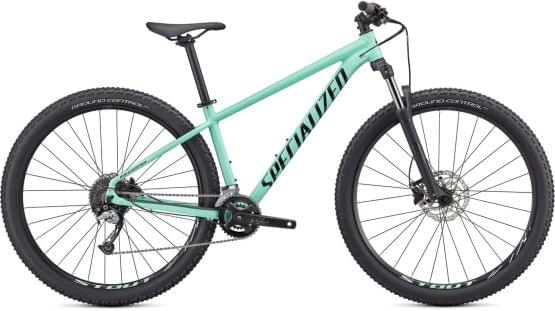 Horské kolo Specialized Rockhopper Comp 27,5 2x 2021 GLOSS OASIS / TARMAC BLACK