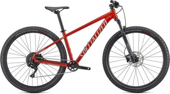 Horské kolo Specialized Rockhopper Elite 29 GLOSS REDWOOD / SPRUCE