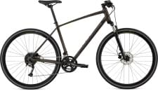 Trekingové kolo Specialized Crosstrail Sport 2019 Rainbow Flake Blk Tint/Nearly