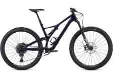 Horské kolo Specialized Stumpjumper FSR ST MEN COMP CARBON 29 2019 12SPD BLUTINT/WHT