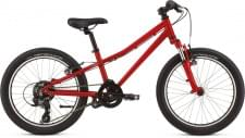Dětské kolo Specialized Hotrock 20 2019 Candy Red/Rocket Red