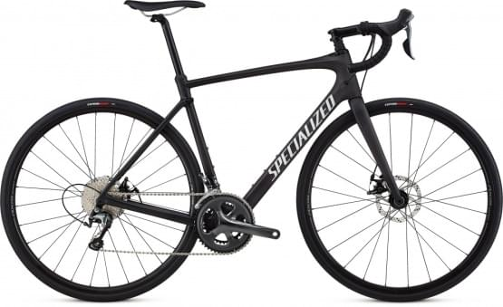 Silniční kolo Specialized Roubaix 2018 Satin Carbon / White / Clean