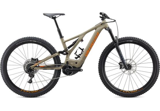 Elektrokolo Specialized Levo Comp 29 Taupe / Voodoo Orange