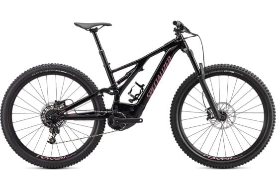 Elektrokolo Specialized Levo 29 2020 Black / Dusty Lilac