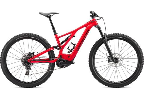 Elektrokolo Specialized Levo 29 2020 Flo Red / Black