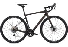 Silniční kolo Specialized Diverge Comp 2019 Satin Brown Tint/Black/Copper