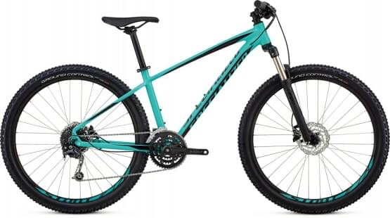 Horské kolo Specialized Pitch EXPERT MEN 2019 ACID MINT/BLACK