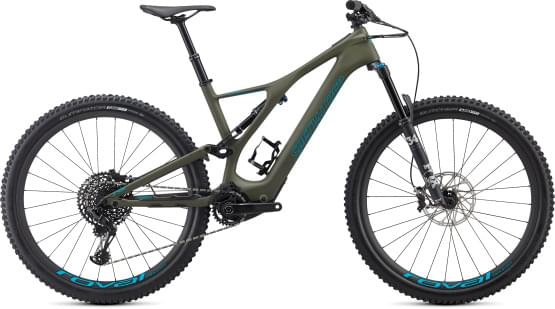 Elektrokolo Specialized Turbo Levo SL Expert Carbon Oak Green / Aqua