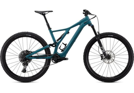 Elektrokolo Specialized Turbo Levo SL Comp Dusty Turquoise / Black