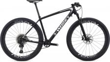 Horské kolo Specialized S-Works Epic HT Carbon WC 29 satin carbon/white