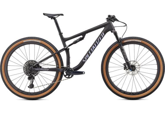 Horské kolo Specialized EPIC EXPERT SATIN CARBON/SPECTRAFLAIR