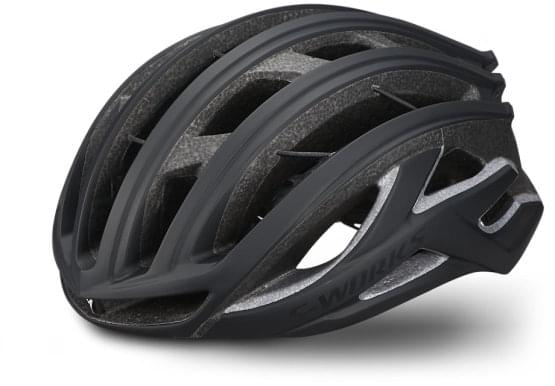 Helma Specialized S-Works Prevail II Vent with ANGi MATTE BLK