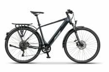 Trekingové elektrokolo Apache Matto Tour E5 dark gray 2021