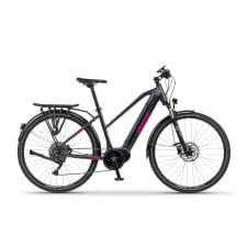 Trekingové elektrokolo Apache Matta Tour MX3 dark gray 2021